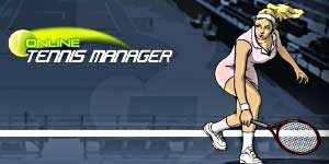 Manager Online Tennis