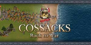 Cossacks: Back to a guerra